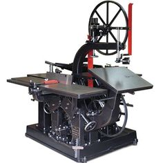Vintage Machinery: New Life for Old Iron