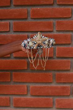 Coroa Rainha Odoyá | Can Can Acessórios