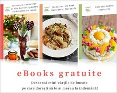 eBooks gratuite pentru cititori Cheesecake, Food Platters, Sans Gluten, Baked Potato, Mashed Potatoes, Cake Recipes, Appetizers, Eggs, Cooking