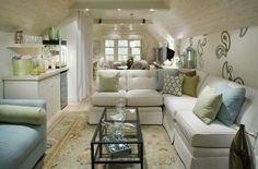 HomeGoods | Design Help For The Narrow Room