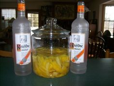 Limoncello recipe, tasty alcohol drink from Italy