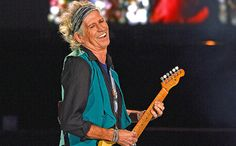 """How much material did Keith Richards have ready before he started to record his new album, Crosseyed Heart (out Sept. 18)? """"How about zero!""""..."""