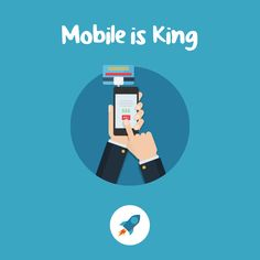 Mobile is First Screen! #mobile #first #design #trend #2016