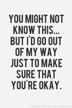Anytime you need me... and trust me... your going to with the situation you're putting yourself in and the abusive person that you'll soon find out he is... And then I'm going to rain hell on him once and for all...