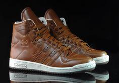 "adidas Decade Mid OG ""Dark Brown"""