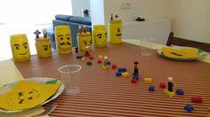 lego feest tafel decoratie
