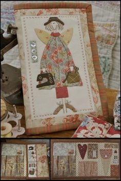 Sewing Angel Toolstore | Hatched and Patched