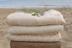Sling Studio Bracken Winter Fern 50% bomull, 50% seacell