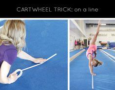 Perfecting the Cartwheel | Gym Gab | gymnastics