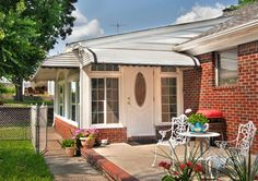Porches and decks are the places to be during the warm days of summer, but once the weather turns chilly, they are usually left alone in the cold.