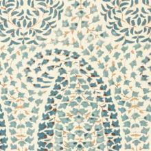 Lisa Fine Fabrics Mughal Flower Tika Headboard Pillows Beautiful Bedding Bedroom Headboard Whimsical Bedroom