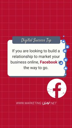 How do you maximise your Facebook marketing for business so that you can target your ideal audience? Digital Marketing Trends, Social Media Marketing Business, Digital Marketing Strategy, Facebook Marketing, Online Business, Social Media Statistics, Social Media Trends, Growing Your Business, Target