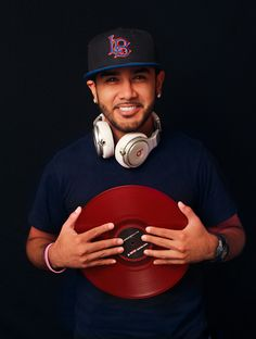 DJ Regul8 Promo photo shoot I did