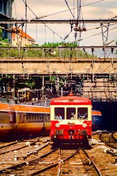 Lyon, Valence, Locomotive, Trains, Photos, French, Assassin, Marseille, Tourism