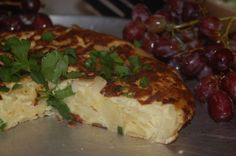 Amazing Spanish Tortilla.  Project Veggie, Day 19.