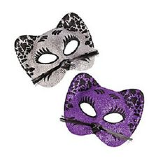 Cat Masks - for the kids :)