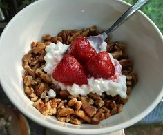 Healthy Low Carb High Fat Breakfast