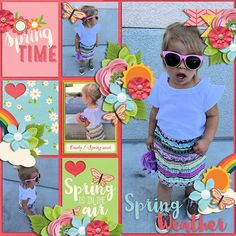 Layout using {Life 2016:April} Digital Scrapbook Collection by Melissa Bennett Designs available at Sweet Shoppe Designs http://www.sweetshoppedesigns.com/sweetshoppe/product.php?productid=33881&cat=&page=1 #melissabennettdesigns