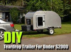 DIY Teardrop Trailer Join Our Facebook Group