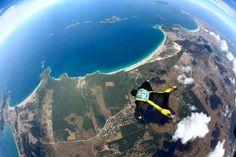 Bonito por natureza, o Brasil tem paisagens perfeitas para a prática de esportes radicais. Segundo i... - Shutterstock