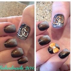 """#manicureMonday Getting ready for some #collegeFootball #gameday #osu #oklahomaState #football  #maniMonday  #nailswag #nailart #naildesign #instanails #nailsokc #okcnails #yukonsbest #okcBest #okc #nails #nailsalon #nailaddict #getpolished #bestManiPedi #BestFacial #polishednailsok #getPamperedAtPolished #NewNails #naillove #notd #nailsoftheday"" Photo taken by @polishednailsok on Instagram, pinned via the InstaPin iOS App! http://www.instapinapp.com (08/31/2015)"