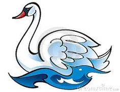 two white swans clip art 0 swan crossing pinterest white swan rh pinterest com swan clipart free swan clip art images