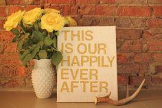 DIY Wall Art Using Inspirational Quotes DIY Wall Art DIY Crafts DIY Home
