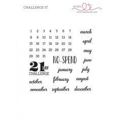 Challenge It Stamp Set-StudioL2e