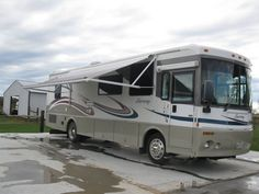 This week we are focusing on (relatively)affordable, compact Class A Diesel RVs. Below are selections from RVT.com inventory that meet the following criteri