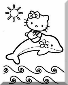 ausdruck bilder zum ausmalen | ausmalbilder hello kitty