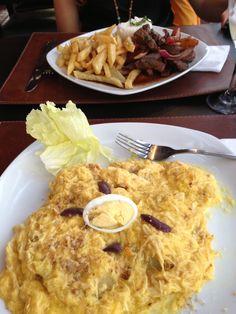 Aniversario con mi amor ..cocina peruana ñam,ñam