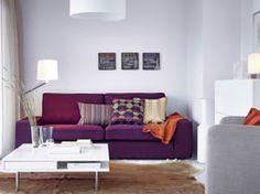 Näyttävä sohva