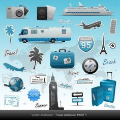 See a rich collection of Illustrations/Clip-Art images, photos or vectors for any project. Explore quality Illustrations/Clip-Art pictures, illustrations from top photographers. Clip Art Pictures, Art Images, Boat Cartoon, Map Icons, Globe Icon, Travel Icon, Vintage Logo Design, Travel Themes, Travel Images