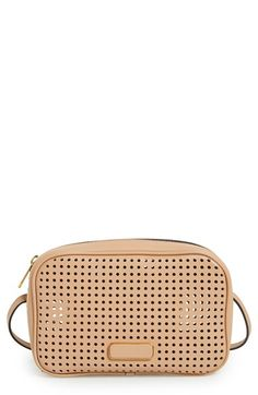 MARC+BY+MARC+JACOBS+'Sally'+Perforated+Crossbody+Bag+available+at+#Nordstrom