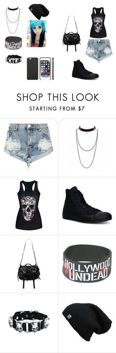 """""""Untitled #79"""" by brookelyn96 on Polyvore featuring One Teaspoon, Converse, Natalia Brilli and Bling Jewelry"""