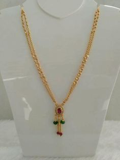 Necklaces Simple Ali baba Selani gold and diamond splyer Dubai contact please call me order to get a chance Gold Necklace Simple, Gold Jewelry Simple, Short Necklace, Gold Mangalsutra Designs, Gold Jewellery Design, Jewelry Patterns, Necklace Designs, Beaded Jewelry, Fashion Jewelry