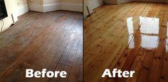 Loughton Restoration Job - Gallery of Wood Flooring Projects - BSI Flooring