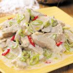 Chicken Bicol Express Recipe
