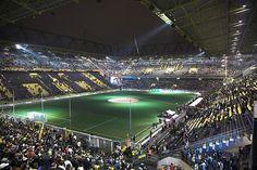 Signal Iduna Park Westfalen Stadion, Dortmund