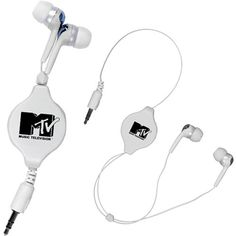 There's nothing more frustrating than reaching into your bag to grab your ear buds so you can listen to your favorite playlist while on the train and finding that they're in a huge ball of knots. Keep this from becoming a routine by giving your customers these White Retractable Ear Buds from Quality Logo Products! Your customers will be so appreciative of receiving these customized ear buds from you that they'll be sure to mention your name to all their family and friends. These promotional…