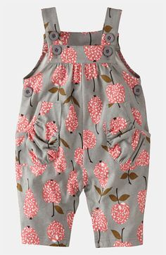 Mini Boden Baby Brand New Jersey Dungarees Grey Apples & Pears Cotton Little Girl Fashion, Fashion Kids, Baby Outfits, Kids Outfits, Little Girl Dresses, Girls Dresses, Toddler Girl Dresses, My Baby Girl, Baby Baby