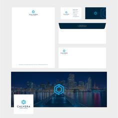 Design a Brand Identity Pack for a Modern and Cutting Edge Real Estate Investment Firm by T.G.P