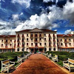 Palace Hotel in Poços de Caldas, MG Site: http://www.carltonhoteis.com.br