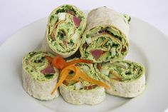 Lavash Veggie Wraps are made with lavash, a thin Middle Eastern flatbread, stuffed with hummus and crunchy fresh vegetables. Veggie Wraps, Veggie Rolls, Other Recipes, Whole Food Recipes, Diet Recipes, Cooking Recipes, Vegetarian Cooking, Vegetarian Recipes, Vegan Food