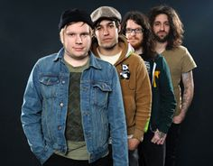 Fall Out Boy (Foto: Public Address)