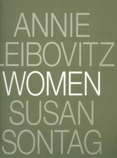 """Women by Annie Leibovitz,http://www.amazon.com/dp/0375756469/ref=cm_sw_r_pi_dp_9wDnsb1AV8DENSRD  This is one of my all time favorite """"picture books"""".  The photographs feature women from all walks of life.  For example, the before and after transformation of a Mom to a Las Vegas show girl."""