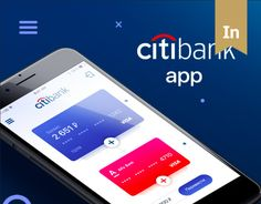 다음 @Behance 프로젝트 확인: \u201cCiti Bank Concept APP\u201d https://www.behance.net/gallery/45345287/Citi-Bank-Concept-APP