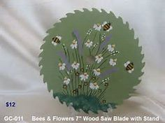 Craft Painted Saw Blades - Bing Images