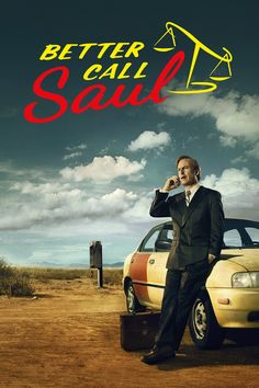 Better Call Saul is the prequel to the award-winning series Breaking Bad, set six years before Saul Goodman (Bob Odenkirk) became Walter White's lawyer. When we meet him, the man who will become Saul Goodman is known as Jimmy McGill, a small-time lawyer searching for his destiny, and, more immediately, hustling to make ends meet.