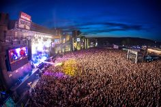 Switzerland is host to a multitude of music festivals in summer: here are some of the very best. Home Entertainment, Wiz Khalifa, Hip Hop, Open Air, Summer Music Festivals, Rapper, Night Life, Switzerland, Concerts